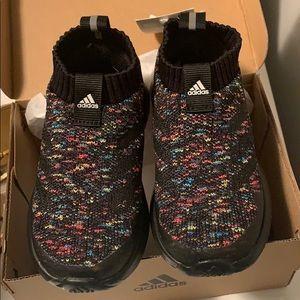 NIB Adidas Slip On Sneakers